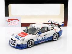 Porsche 911 (997) GT3 Cup PCCA vincitore 2006 Darryl O'Young 1:18 AUTOart