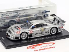 Mercedes-Benz CLK GTR #10 vincitore 1000km Suzuka 1997 Nannini, Tiemann, Schneider 1:43 Spark