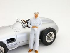 Herren Rennfahrer Figur 1:18 Figutec Figuren