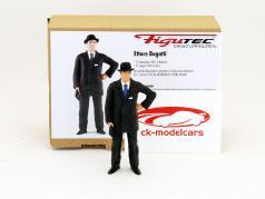 Ettore Bugatti figure 1:18 Figutec Figures
