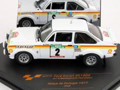 Ford Escort RS1800 #2 Rally Portugal 1977 Waldegard / Thorszelius 1:43 Vitesse