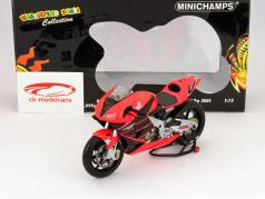 Valentino Rossi Honda RC211V Summer Test Bike GP 500 2001 1:12 Minichamps