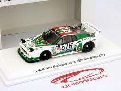 Lancia Beta Montecarlo Turbo #576 Giro d'Italia1979 1:43 Spark