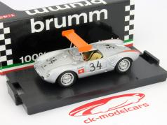 Porsche 550A RS #34 1000Km Nürburgring 1956 M. May 1:43 Brumm