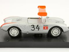 Porsche 550A RS #34 1000Km Nürburgring 1956 M. May 1:43 Brumm
