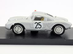 Porsche 550A RS Coupe #25 24h LeMans 1956 1:43 Brumm