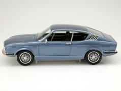 Audi 100 Coupe S Year 1970 blue metallic 1:18 KK-Scale