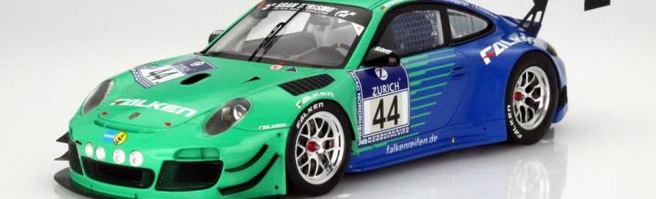 24 hours Nürburgring 2015- 3rd. Place for Falken´s Porsche