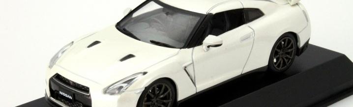 Modellauto Nissan GT-R R35 – Männer oder Frauenauto?
