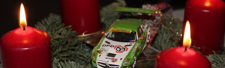 Frohe Weihnachten wünscht Ihnen ck-modelcars
