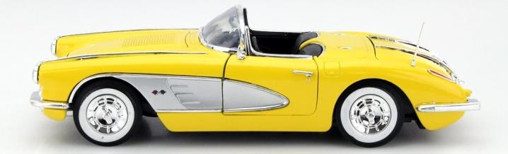 Ein Auto zum Träumen – Chevrolet Corvette 1958 von Motor Max