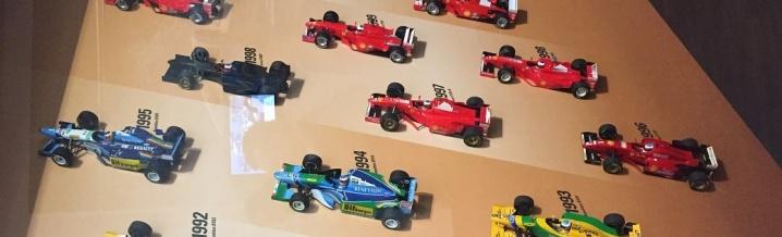 ck-modelcars supports Schumacher Exhibition in Marburg