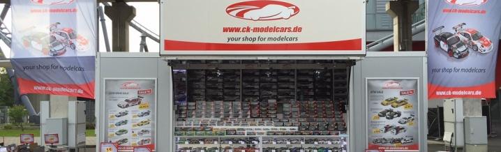 BREAKING NEWS: ck-modelcars bei den 24 Stunden