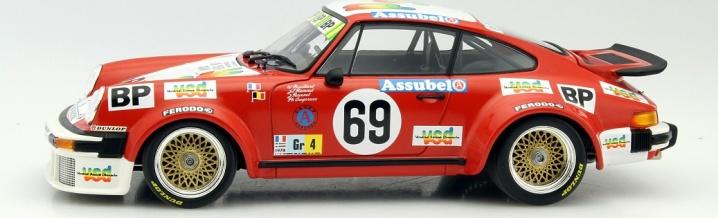 Porsche 934 exklusiv für modelissimo und ck-modelcars