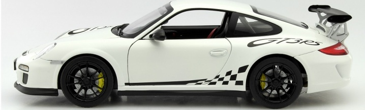Norev and the French interpretation of the 997 GT3 RS