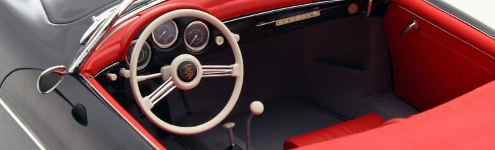 #ThrowbackThursday with the Porsche 356 Speedster in 1:12