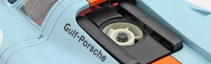 #ThrowbackThursday with the Porsche 917 K in scale 1:12
