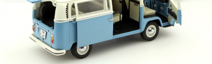 Schuco and the VW buses - the next round