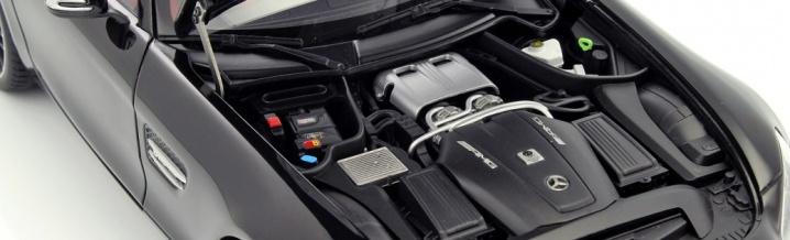 AutoArt und der Mercedes-AMG GT in 1:18