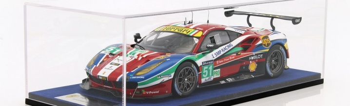 Thema Le Mans: Neue Modellautos von Spark und LookSmart
