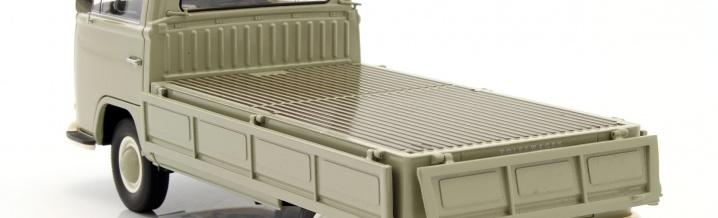 Schuco baut die VW-Transporter-Reihe in 1:18 aus