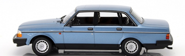 Safety from Swedish steel - the Volvo 240 GL in 1:18