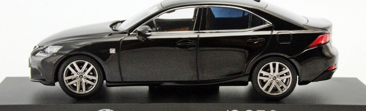 Kyosho presents many new Lexus model cars