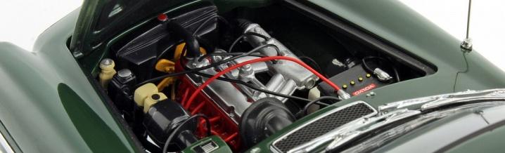 Minichamps und das Meisterstück Volvo P1800 ES