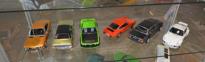 """Model cars from ck-modelcars.de at """"The Wild 70s"""""""
