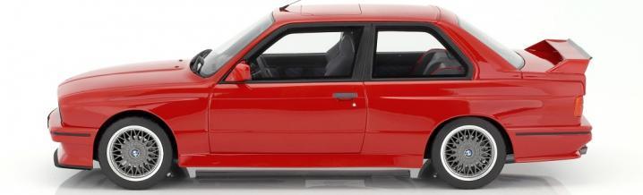 1986: Mit dem M3 debütiert der erfolgreichste Tourenwagen
