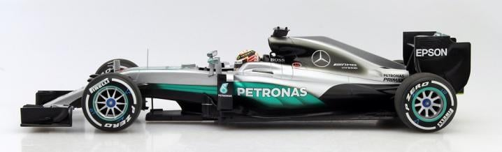 Mercedes-AMG F1 wins Constructors' World Championship