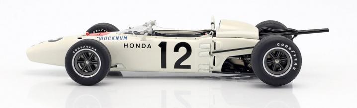 Throwback Thursday mit dem Honda RA272 von Autoart
