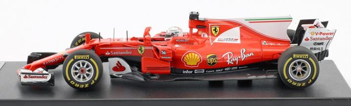 Gina in 1:43 scale by LookSmart celebrates debut