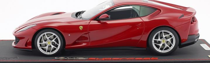 BBR presents a work of art with the Ferrari 812 Superfast