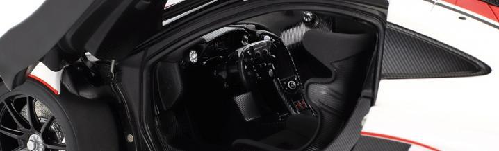 Neue Modellautos zu McLaren / neuer P15 am 10. Dezember