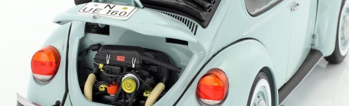 Volltreffer: Schuco und die Ultima Edition des VW 1600i