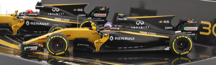 Neue Formel 1-Sondermodelle von ck-modelcars.de