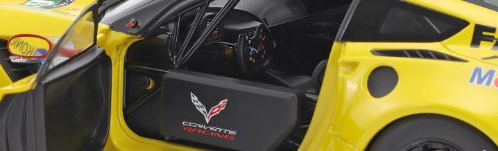 Rückblick auf Le Mans 2016: Die Corvette C7R in 1:18