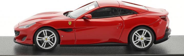 Ferrari Portofino feiert Premiere im Maßstab 1:43