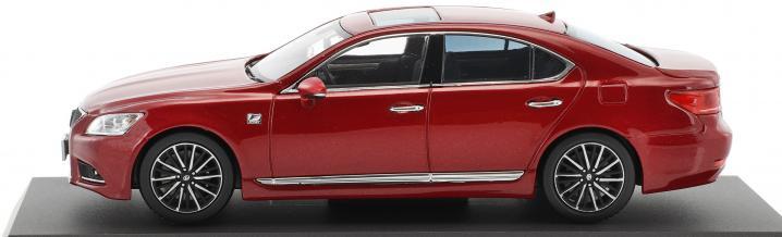 Komfortabler Sportler im Modell: Lexus LS 460 F Sport