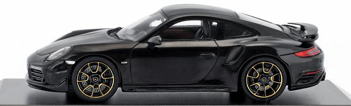 Fortsetzung folgt: Neue Porsche 911 Turbo S Exclusive Series