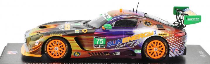 Farbenfreude, Sommerlaune: Maro Engels Mercedes-AMG GT3