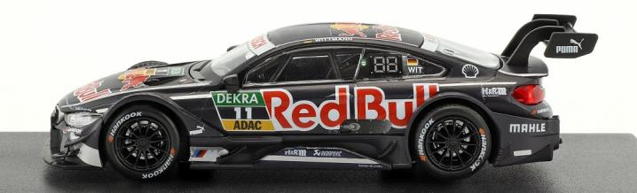 Big sport for a small price: The BMW M4 DTM 2017 in 1:43