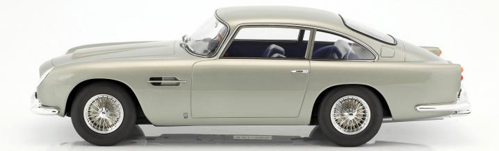 Movie star in large format: Aston Martin DB5 in 1:12