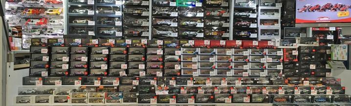 Neue Modellautos zu den 24 Stunden Nürburgring