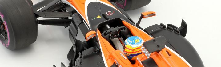 Formel 1 zurück in Europa: Spark liefert neue Modelle