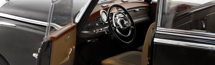 Große Klasse: Adenauer-Mercedes-Benz 300 von 1954