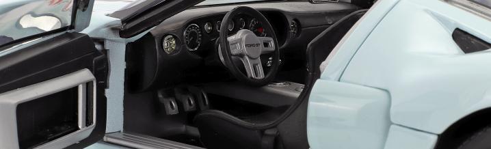 Knaller von Motormax: Toller Ford GT im Maßstab 1:12