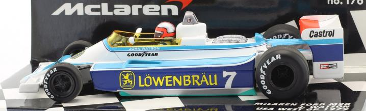 Formel 1-Party von Minichamps: News im Format 1:43