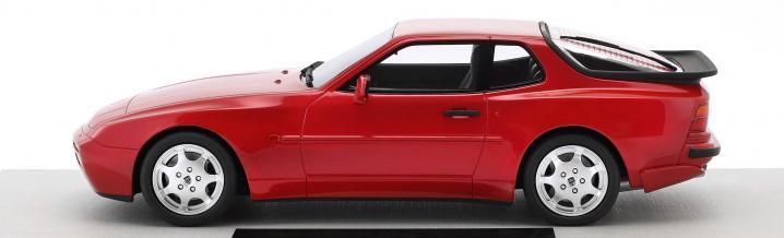 LS Collectibles erinnert mit zwei Modellautos an den Porsche 944